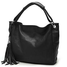 CAMBON Fashion Casual Pu Tassel One Shoulder Bag – EUR € 12.99