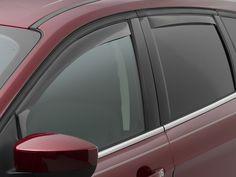 2016 Ford Escape | WeatherTech Side Window Deflectors, Rain Guards, Wind Deflectors | WeatherTech.com