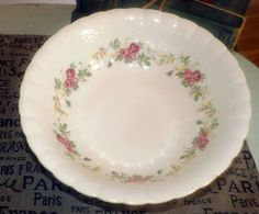 Quite vintage (c.1930s) and RARE! Simpsons | SOHO Finsbury pattern vegetable | serving bowl. Solian Ware.