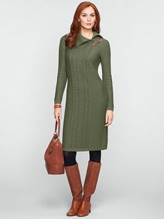 10 must-buy sweater dresses. http://www.cosmopolitan.com/celebrity/fashion/cute-sweater-dresses