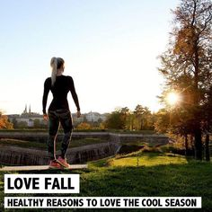 Discover 6 Healthy Reasons to fall in Love with Fall on www.rosportlife.com