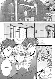 Manga Art, Manga Anime, Aomine Kuroko, Kiseki No Sedai, Akakuro, Shizaya, Anime Family, Kuroko's Basketball, No Basket