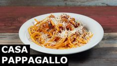 Bucatini all'amatriciana S2 - P75 - YouTube Pasta Recipes, My Recipes, Holiday Recipes, Pasta Amatriciana, Pasta Plus, Stanley Tucci, Grain Foods, Italian Cooking, Italian Dishes
