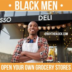 Black People Rally To Open 12 #BlackOwned Businesses in 24 Months.   BlockVestors can invest $100 in these businesses. Anyone can participate. Join the movement! #BUYTHEBLOCK Link ---> https://buytheblock.com/?utm_content=bufferc7f6e&utm_medium=social&utm_source=pinterest.com&utm_campaign=buffer