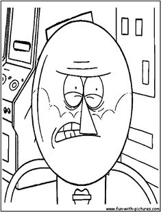 j benson coloring pages | Regular show, Coloring pages and Coloring on Pinterest