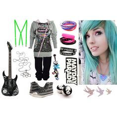 We Don't Belong, created by bvbzombies98 on Polyvore