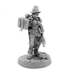 Too bad they went for the super bustier pinup / objectification, such a great sculpt otherwise. http://wargameexclusive.com/shop/imperial-inquisition/female-imperial-battle-inquisitor-28mm/