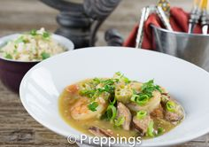 Gumbo - Shrimp, Rice, Okra, Andouille Sausage :: Search alternative ingredients @ preppings.com