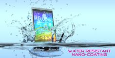 Nano Coating for electronic devices