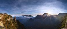 La Réunion - Panorama depuis le Maido by Réunion Underwater Photography, via Flickr