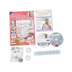 Crafter's Companion Idea Magazine 3 with Accessories - Summer Edition