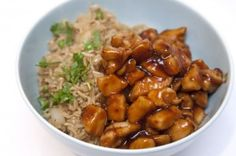 How to Cook bourbon chicken Recipes | Mukpin Recipes