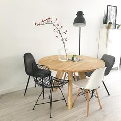Interior Garden, Diy Interior, Interior Exterior, Interior Styling, Interior Design, Dining Room Inspiration, Home Decor Inspiration, Home Furniture, Kitchen Decor