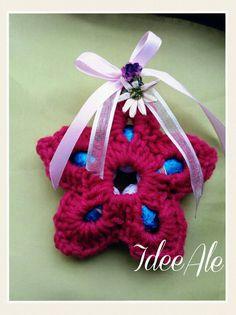 Happy Easter crochet -porta ovetti