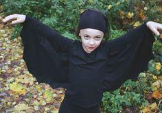 Sew up a Spooky Bat Costume