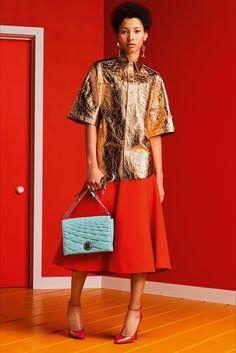 Sfilata Bally Milano - Collezioni Primavera Estate 2017 - Vogue
