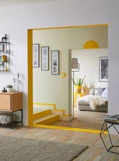 Room Inspiration, Interior Inspiration, Interior Ideas, Interior Styling, Living Room Decor, Living Spaces, Decor Room, Retro Living Rooms, Dining Room