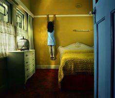 Helen Gory Galerie   Samantha Everton - Marionettes