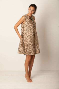 Sweet Animalier #summer #dress #madeinItaly