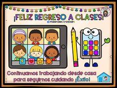 Virtual Class, Life Thoughts, Classroom Management, Little Ones, Back To School, Kindergarten, Preschool, Teacher, Clip Art