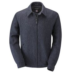 Men's Tweed Bomber Jacket - 1951 Mens - 1951 Collection | Gloverall