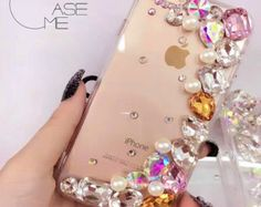 Resultado de imagen para 3D crystals big cases iphone 6
