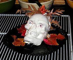 6. Skull Cake/ Halloween