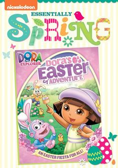 "DVD Review: ""Dora the Explorer: Dora's Easter Adventure"" (& Giveaway Ends 3/5)"