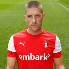 Jamie Proctor - Forward - First Team - Rotherham United New York Stadium, Fleetwood Town, Carlisle United, Shrewsbury Town, Rotherham United, Bradford City, Bolton Wanderers, Knee Injury, The Championship