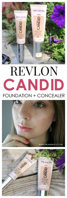 "Putting the new Revlon Candid Foundation and concealer to the test! Should these ""anti-pollution"" goodies find a home in your makeup bag? Too Faced Concealer, Cream Concealer, Drugstore Makeup, Sephora Makeup, Beauty Makeup, Face Makeup, Makeup Style, Diy Beauty Projects, Eyes Lips Face"