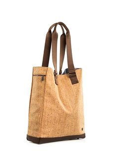 {Cork Tote Bag} Peasants & Travelers