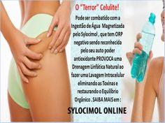 Sylocimol ajuda no combate a celulite. http://sylocimolmaissaude.lojaintegrada.com.br/