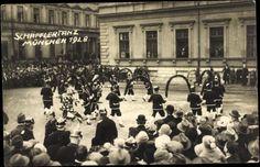 Schaefflertanz (Postcard 1928)