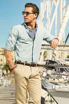 Men's Nautical Fashion