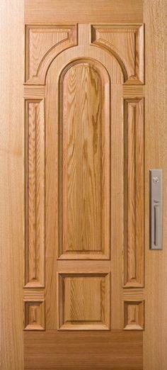 Home Door Design Wooden Main Front