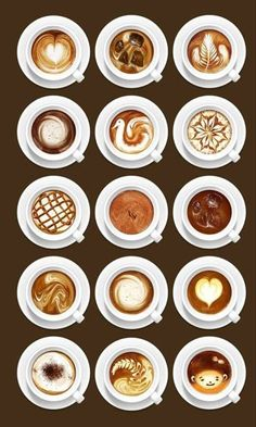 Latte Art Inspiration