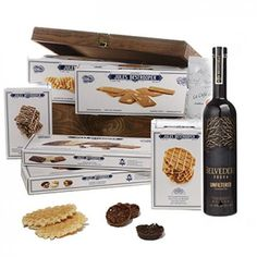 Sweets and Spirits Gift Set to Isle-of-Man