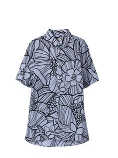 Marni - Flower print shirts