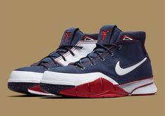 6a5b1adfae92 Nike Kobe 1 Protro USA AQ2728-400