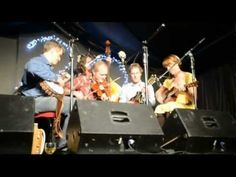 Baltimore Fiddle Fair 2012 - my brother, Dirk, with Foghorn String Band