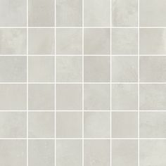 Inspiration for these Italian glazed porcelain tiles available in 6 colours, is drawn from a crossover effect that combines cement and stone. Contemporary and classical design ingeniously combined to give you a distinctive effect, Cocoon has all the finishing touches -including these mosaics which are cut from the plain tiles for perfect coordination allowing you to add decorative flair or use as a wet room shower area. #mosaictile #mosaicfloor #mosaicwall #diy #decor #stoneeffect #stonefloor White Mosaic Tiles, Mosaic Wall, Concrete Look Tile, Cement, Wet Room Shower, 3d Texture, Decorative Panels, Wet Rooms, Stone Flooring