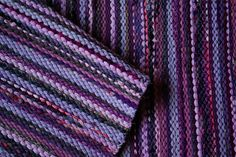 Favorite  Like this item?    Add it to your favorites to revisit it later.  Hand woven Rag Rug - Violet, Purple, Lilac
