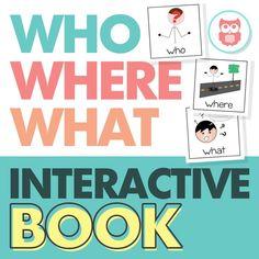 An interactive book