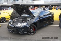 Ford FPV GT Black Edition