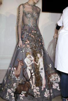 hautekills:  Valentinohaute couture s/s 2014