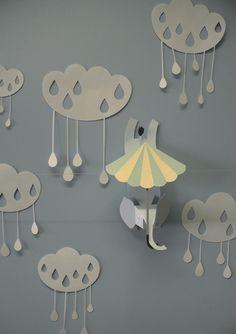 Swedish paper artist, Fideli Sundqvist /// http://fidelisundqvist.blogspot.com/