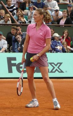 Germany's Steffi Graf is the only tennis player to ever win a Golden Slam by capturing an Olympic gold medal in the same year as triumphs in the sport's traditional Grand Slam events: the Australian, French, and US Opens, plus Wimbledon. She did this in 1988, the year tennis returned to the Olympic program after a 64-year absence.