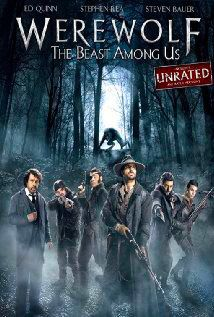 Werewolf: The Beast Among Us 2012 I am not saying that it is a great film. It definitely does not reach the level of Dog Soldiers but it is fun enough to hold your interest for 90 minutes. Serviceable acting, moderate bloody bits, well crafted story elements that create mystery & engage the viewer & a teasing of the werewolf creature until the end all work together to make a nice little monster flick that should scratch the werewolf itch. Don't expect to much & you should enjoy this film.