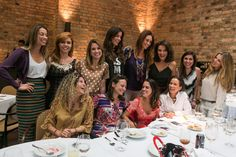 e547f815e8f Ladies Luncheon Terapia do Luxo no Rio De Janeiro