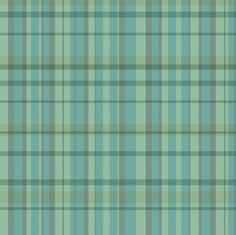 Plaid Removable Wallpaper by WallCandy